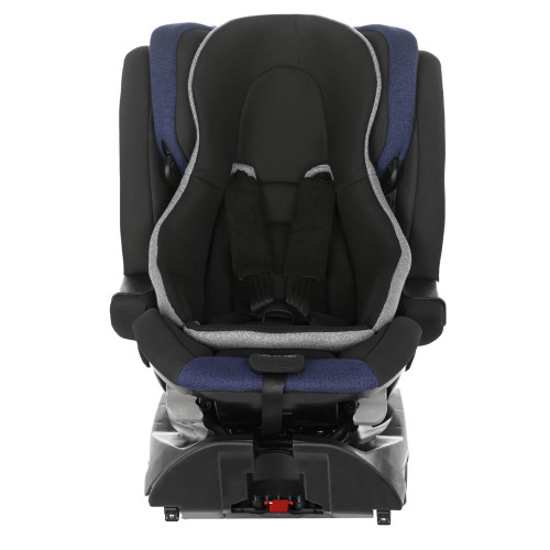 Jane Groowy i-Size Car Seat - Sailor (front with reverted insert)