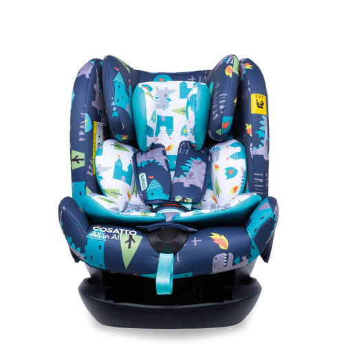 Cosatto All in All+ Car Seat - Dragon Kingdom