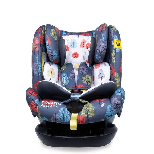 Cosatto All in All+ Car Seat - Hare Wood