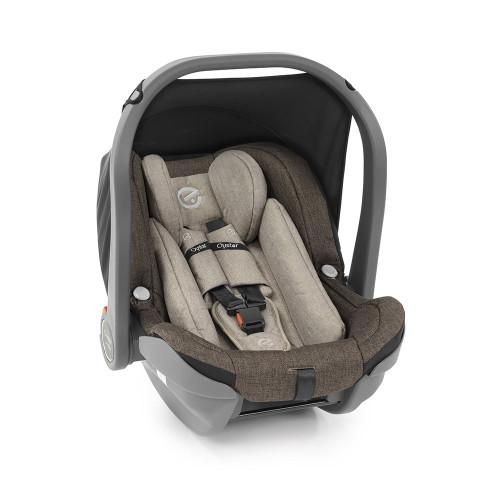 Babystyle Oyster Capsule i-Size Infant Car Seat - Truffle