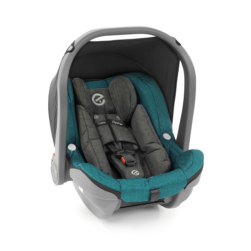 Babystyle Oyster Capsule i-Size Infant Car Seat - Peacock