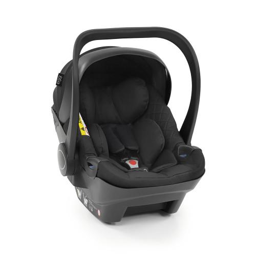 egg® Shell i-Size Car Seat - Just Black