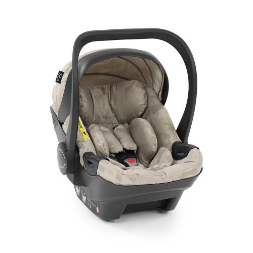 egg® Shell i-Size Car Seat - Camo Sand