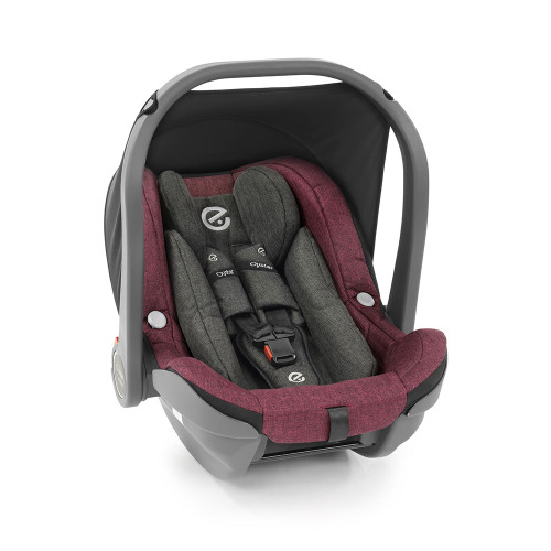 Babystyle Oyster Capsule i-Size Infant Car Seat - Berry