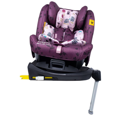 Cosatto All in All Rotate ISOFIX Car Seat - Fairy Garden