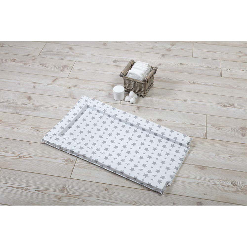 East Coast Essentials Changing Mat - Grey Star