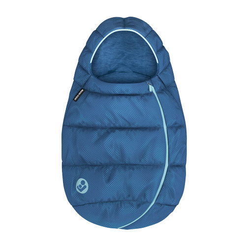 Maxi Cosi Infant Carrier Footmuff - Essential Blue