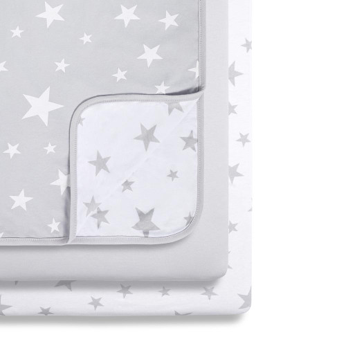 Snuz 3pc Crib Bedding Set - Stars
