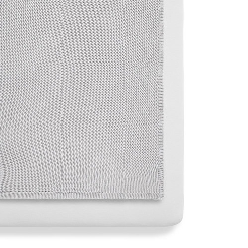 Snuz 3pc Crib Bedding Set - Grey