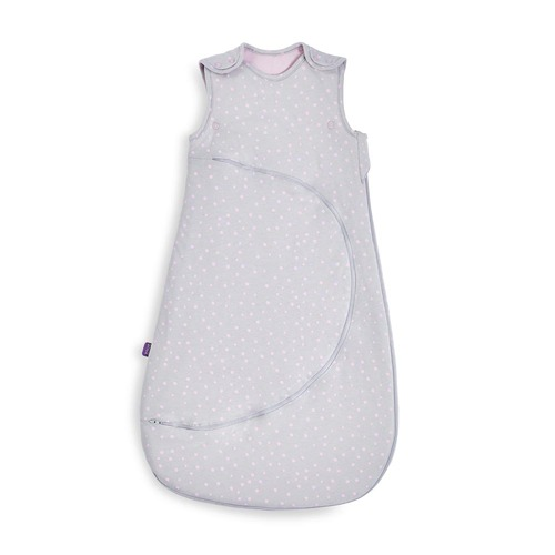 SnuzPouch Sleeping Bag 0-6m 1.0 Tog - Rose Spots