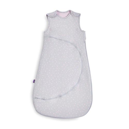 SnuzPouch Sleeping Bag 0-6m 2.5 Tog - Rose Spots