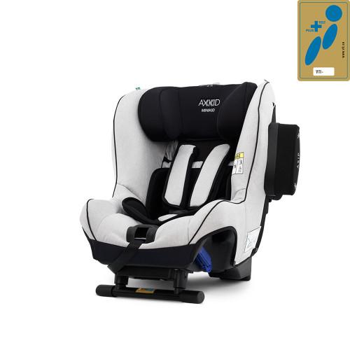 Axkid Minikid 2.0 Car Seat - Sky Grey Premium