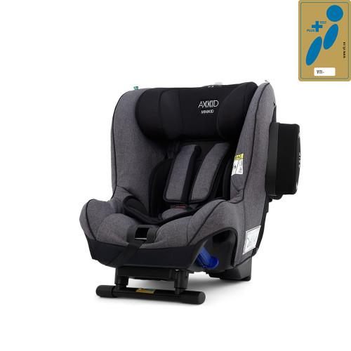Axkid Minikid 2.0 Car Seat - Granite Melange Premium