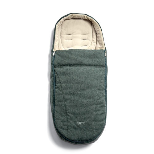 Mamas & Papas Ocarro Cold Weather Footmuff - Inky Teal