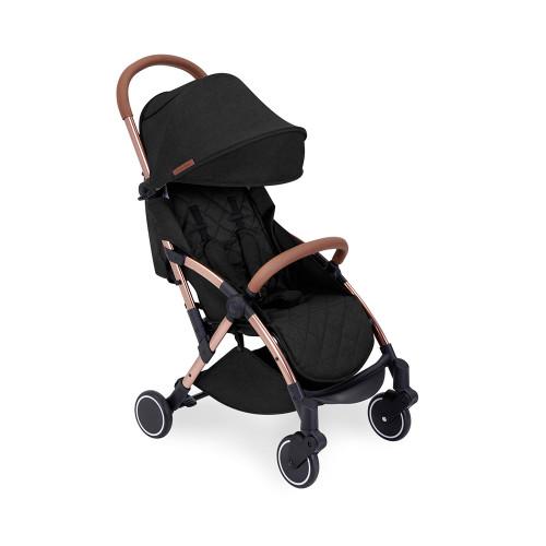 Ickle Bubba Globe Max Stroller - Black/Rose Gold