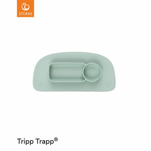 Stokke® Tripp Trapp® EZPZ™ Placemat V2 - Soft Mint