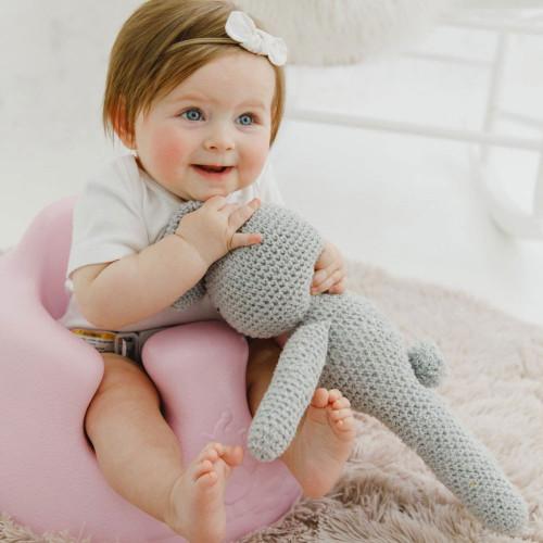 Bumbo Floor Seat - Cradle Pink