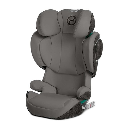 Cybex Solution Z i-Fix (i-Size) - Soho Grey