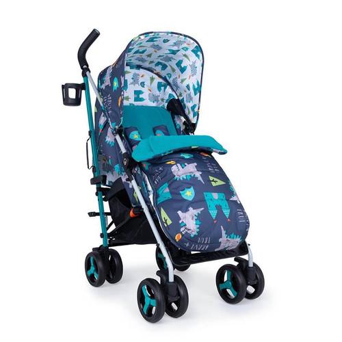 Cosatto Supa 3 Stroller - Dragon Kingdom