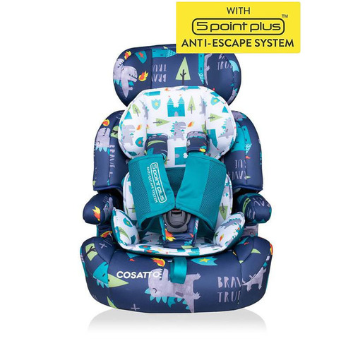 Cosatto Zoomi Group 123 Car Seat - Dragon Kingdom