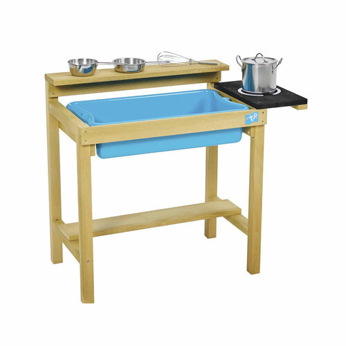 TP Toys Early Fun Wooden Mud Kitchen