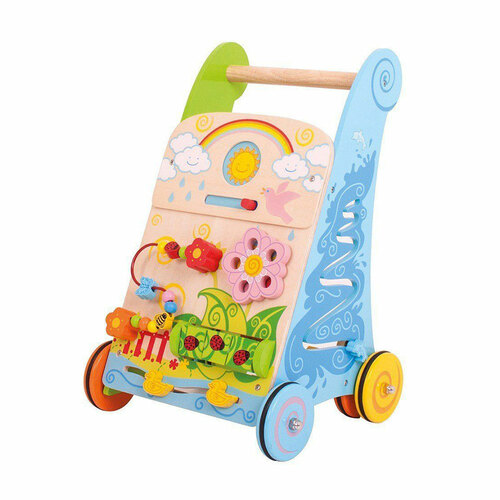 Bigjigs Flower Activity Walker