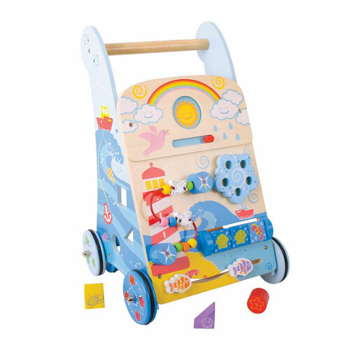 Bigjigs Marine Activity Walker