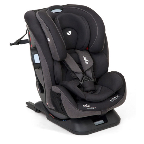 Joie Every Stage FX 0+/1/2/3 Car Seat - Coal