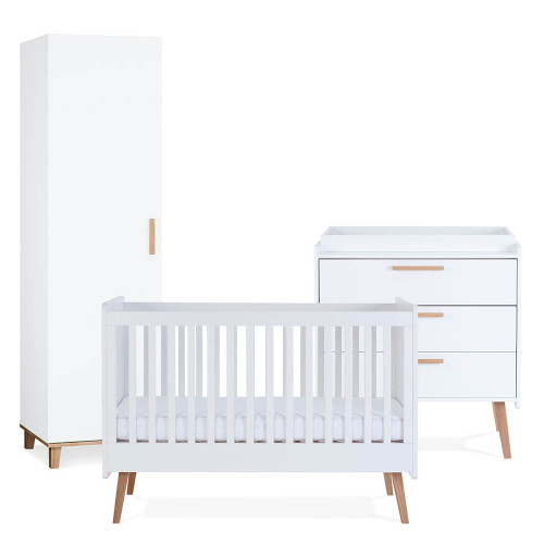Silver Cross Brighton Complete Nursery Set