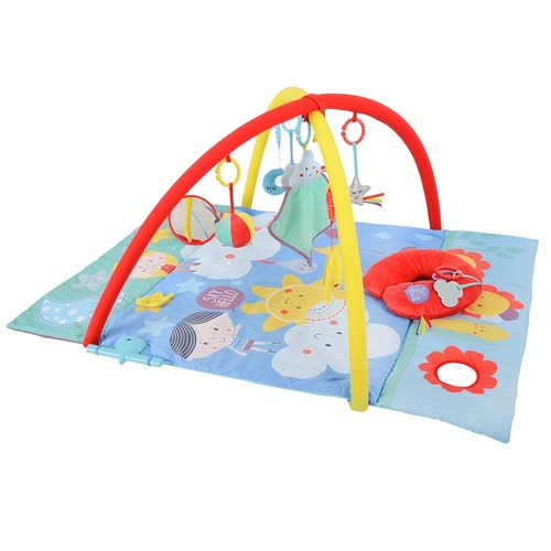 East Coast Baby Sensory 4-in-1 Discovery World