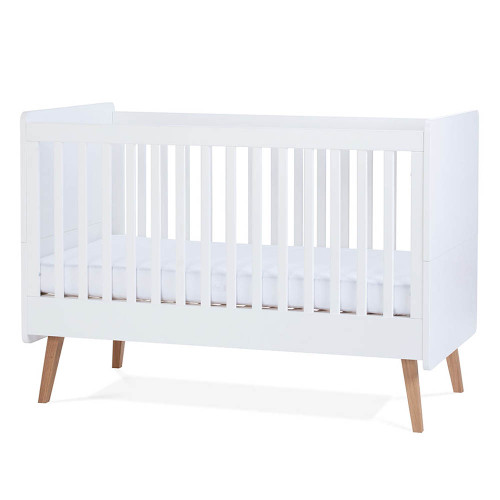 Silver Cross Brighton Room Set - Cot Bed & Dresser