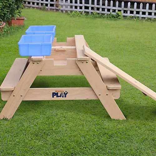 Hedstrom Play Sand, Water, Ball Play Table & Bench