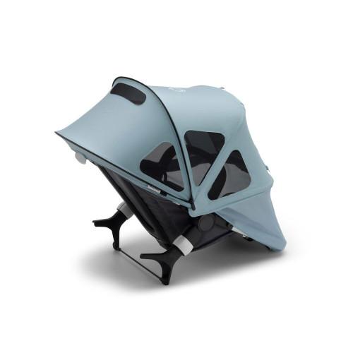 Bugaboo Fox 2/Cameleon 3 Breezy Sun Canopy - Vapor Blue
