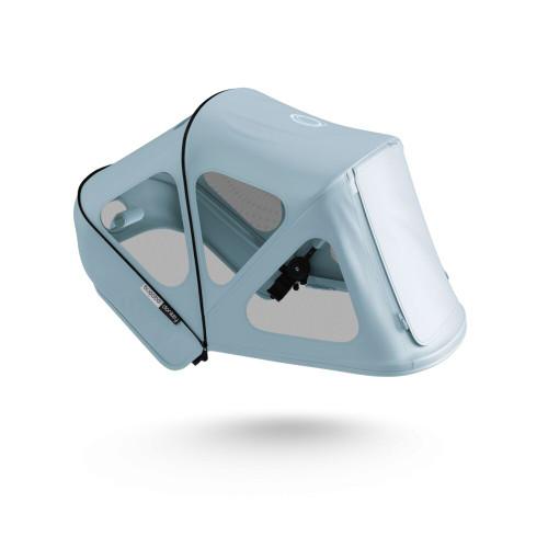 Bugaboo Donkey Breezy Sun Canopy - Vapor Blue