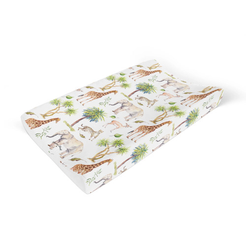 Mama Shack Wedge Changing Mat - Wild Safari