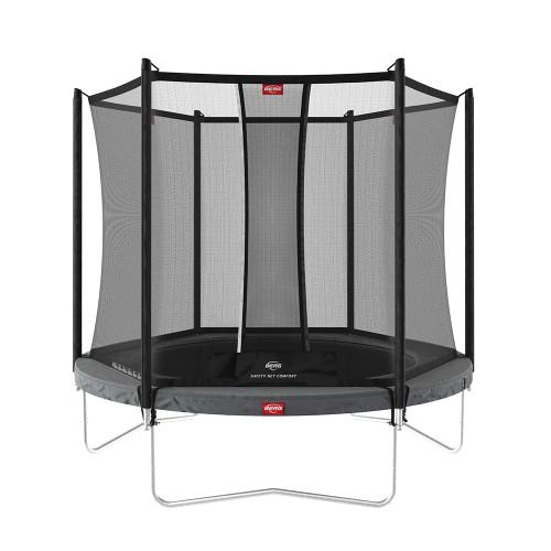 BERG Favorit Regular 270 + Safety Net Comfort - Grey