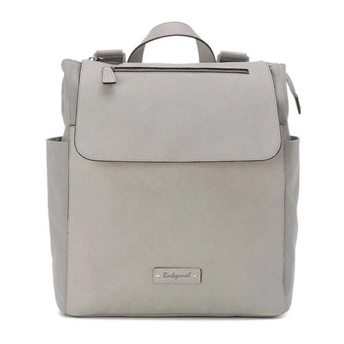 Babymel Megan Backpack - Grey