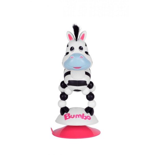 Bumbo Zoey the Zebra Suction Toy
