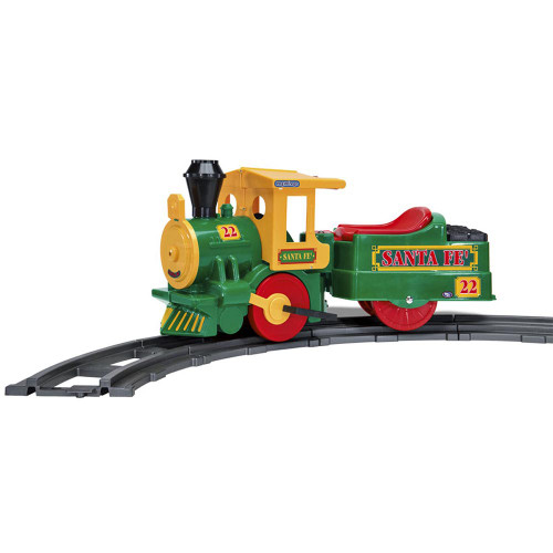 Peg Perego Santa Fe 6V Battery Operated Ride On Train