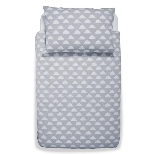 Snuz Designz Cot Duvet & Pillow Case Set - Cloud Nine
