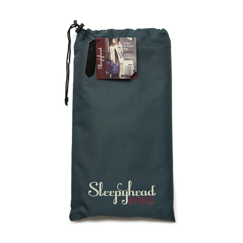Sleepyhead Deluxe+ Transport Bag - Midnight Teal