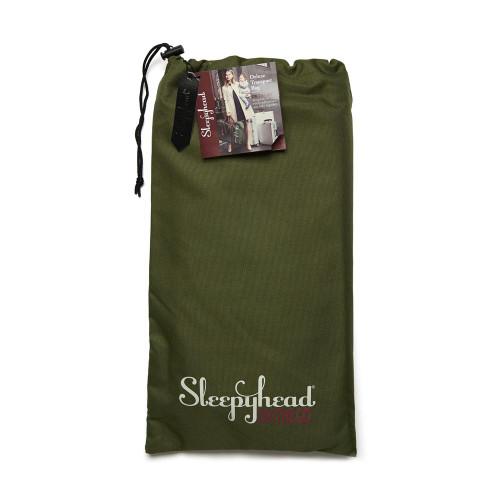 Sleepyhead Deluxe+ Transport Bag - Moss Green
