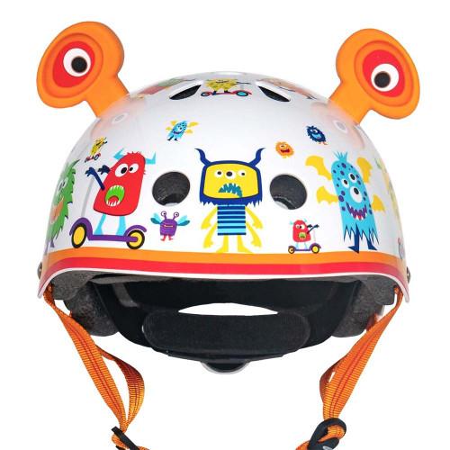 Micro 3D Deluxe Medium Helmet - Monsters