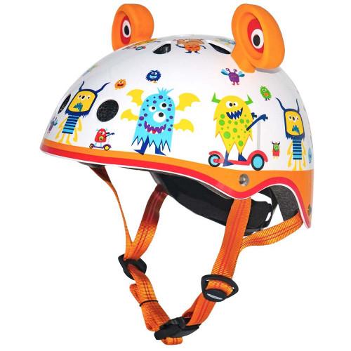 Micro 3D Deluxe Small Helmet - Monsters
