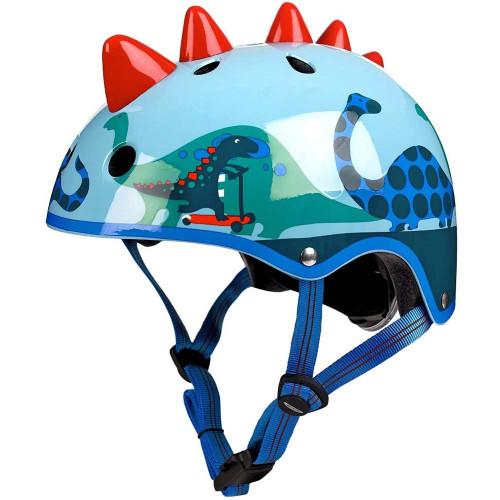 Micro 3D Deluxe Medium Helmet - Scootersaurus