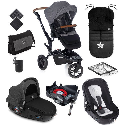Jane Trider Matrix 10 Piece Bundle - Jet Black