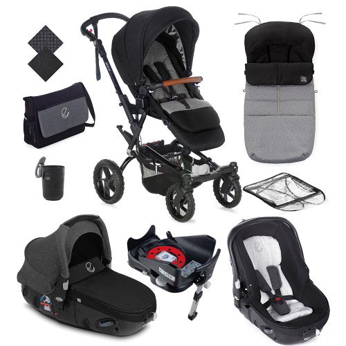 Jane Crosswalk R Matrix 10 Piece Bundle - Jet Black