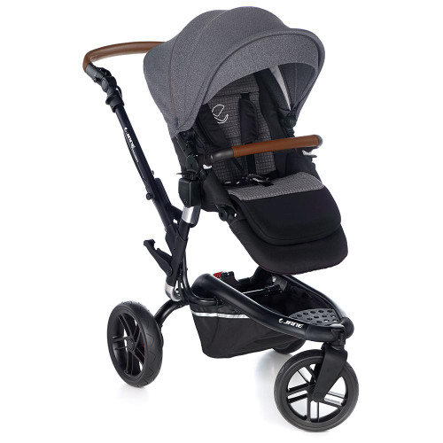 Jane Trider Groowy Nest Travel System - Jet Black