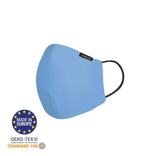 Noordi Reusable Child Face Mask - Blue