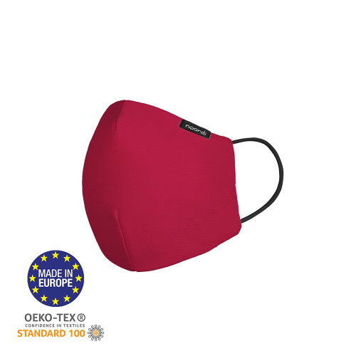Noordi Reusable Child Face Mask - Red